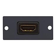 Kramer W-HDMI - modulares Faceplate-Snap-In