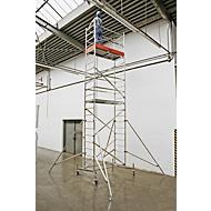 KRAUSE werksteiger, aluminium, 2e verdieping