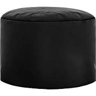krukje DotCom scuba®, voor zitzak Swing, wasbaar, PVC gecoat aan de binnenzijde, zwart