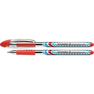 Kugelschreiber SCHNEIDER slider XB, rot, 10 Stück
