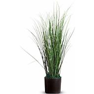 Kunstplanten PAPERFLOW Gras, van PVC, incl. kunststof pot, 55 cm