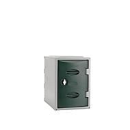 Kunststoff-Schließfächer eXtreme-450, grün