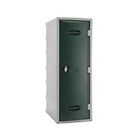 Kunststoff-Schließfächer eXtreme-900, grün