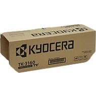 KYOCERA TK-3160 tonercassette zwart