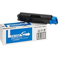 Kyocera toner Kyocera/Mita 1T02KVCNL0|TK-590 C Toner-Kit cyaan, 5.000 Paginas ISO/IEC 19798 voor FS-C ...