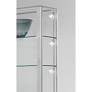 Laagvolt verlichting, voor vitrine Forum 1, 2, 3, of 5, 5 x 20 watt, niet gemonteerd
