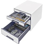 Ladebox etikethouder Leitz, voor Leitz CUBE & Leitz WOW CUBE, 5 stuks, transparant