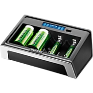 Ladegerät LCD Universal Charger