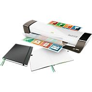 Lamineerapparaat Leitz iLam Office, A4, Foliedikte 80-125 mic + gratis notitieboekje Leitz Complete