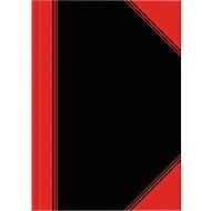 Landré Notitieboek China-Kladde, A5, gelijnd, 96 vellen, 6 stuks