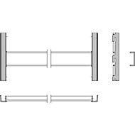 Langsverbinder, L 995 mm