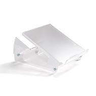 Laptopstandaard BakkerElkhuizen Ergo-Top 320, tot 17″, integrale documentenhouder, met veiligheidsslot