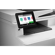 Laser-Multifunktionsgerät HP Color LaserJet Pro MFP M479dw, 3 in 1, Farbe/SW, Wi-Fi/Wireless, bis A4