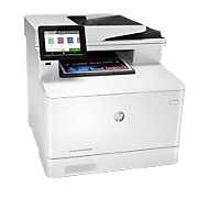 Laser-Multifunktionsgerät HP Color LaserJet Pro MFP M479fdw, 4 in 1, Farbe/SW, Wi-Fi/Wireless, bis A4