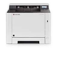 Laserdrucker Kyocera ECOSYS P5026cdn, Farbe/SW, netzwerkfähig, Duplex/Mobildruck, bis A4