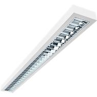 LED Anbauleuchte Multipower, Helligkeit verstellbar, auch als Pendelleuchte einsetzbar, L 1245 x B 130 mm