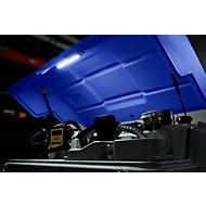 LED-Armaturenbeleuchtung CEMO für CUBE Dieseltank, mit Bewegungssensor und Batterie