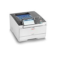 LED-Drucker OKI C542dn, Farbe/Schwarzweiß, netzwerkfähig, Duplex/Mobildruck, bis A4