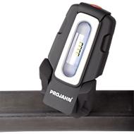LED-Hand-Arbeitslampe Projahn PROLumax PJ-AL 120, Leuchtdauer 3 Stunden, 4 Power-LEDs