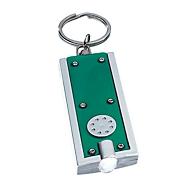 LED-Schlüsselanhänger, Grün, Standard