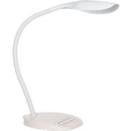 LED-Tischleuchte Swan, weiß