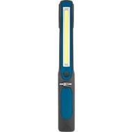 LED-Werkstattlampe ANSMANN WL250B Slim, mit Magnet & Haken, 215 Lumen + 75 Lumen, batteriebetrieben