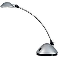 Ledbureaulamp Saturn, 450 lumen, levensduur 30.000 uur
