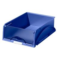LEITZ® Ablagekorb Sorty, DIN A4, Polystyrol, blau
