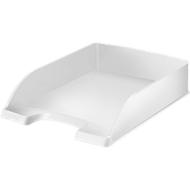 LEITZ® Ablagekorb Style, DIN A4, Kunststoff, arktik weiß