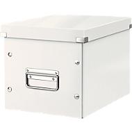LEITZ® Aufbewahrungsbox Click + Store, für ovale/höhere Gegenstände 265 x 250 x 265 mm, weiß
