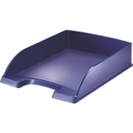 LEITZ® brievenbak Style 5224, titaniumblauw, 5 stuks