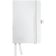 LEITZ® Carnet de note Style 4488, A5, quadrillé, blanc arctique