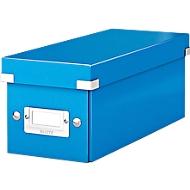 LEITZ® CD Ablagebox Serie Click + Store, blau