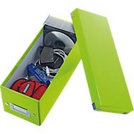 LEITZ® cd-archiefbox serie Click + Store, groen