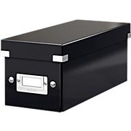 LEITZ® cd-archiefbox serie Click + Store, zwart