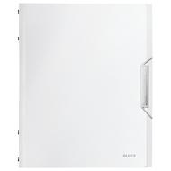 LEITZ® Dokumentenmappe Style, DIN A4, Gummizugverschluss, PP, arktik weiß