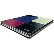 LEITZ® Executive notitieboek, spiraalgebonden met PP kaft, A5, 445600, geruit