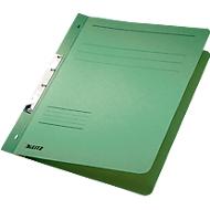 LEITZ® geperforeerde map, A4, groen
