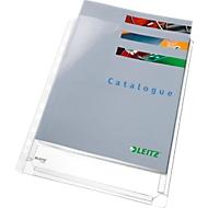 LEITZ insteekhoesje Maxi Standaard, A4, open aan zijkant, 5 stuks