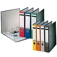 LEITZ® Karton-Ordner, A4, Rückenbreite 80 mm, rot