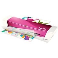Leitz lamineerapparaat iLAM Home Office A4, roze