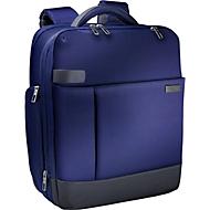 LEITZ® Notebook-Rucksack Smart Traveller, f. 15,6 Zoll Laptops, titanblau