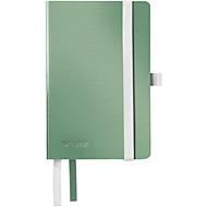 LEITZ® Notitieboek Style 4492, A6 formaat, gelinieerd, zeegroen