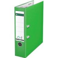 LEITZ® ordner 1010, A4, rugbreedte 80 mm, lichtgroen