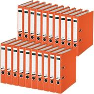LEITZ® ordner 1015, A4, 52 mm, PP, oranje, 20 stuks