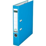 LEITZ® Ordner 1015, DIN A4, Rückenbreite 52 mm, hellblau