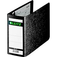 LEITZ® ordner 1078, A6 liggend, rugbreedte 80 mm, karton