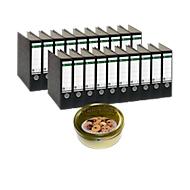 LEITZ® ordner 1080, A4, 80 mm + GRATIS 1 doos buttercookies