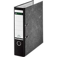 LEITZ® Ordner 1080, DIN A4, Rückenbreite 80 mm, 20 Stück, schwarz