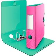 LEITZ® ordner Active Urban Chic, A4, rugbreedte 65 mm, roze